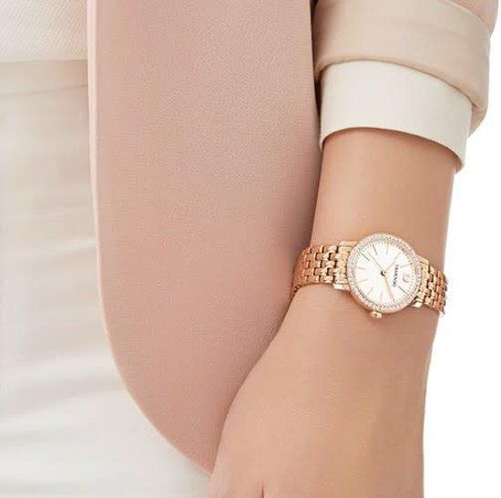 Swarovski dameshorloge - 5200341 - Crystalline Oval watch – rosegold